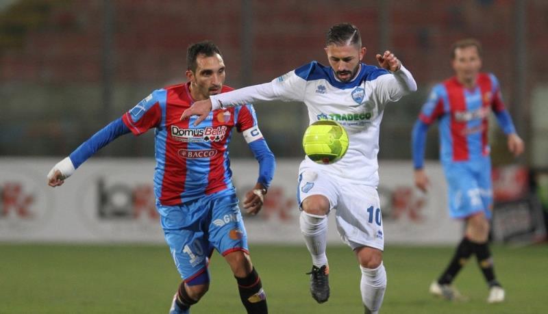 Matera vs Catania, Francesco Lodi e Nicola Strambelli