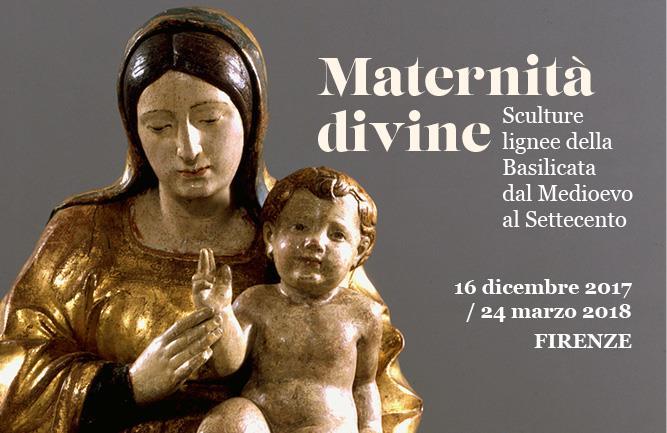 """""""Maternità divine. Sculture lignee della Basilicata dal Medioevo al Settecento"""""""