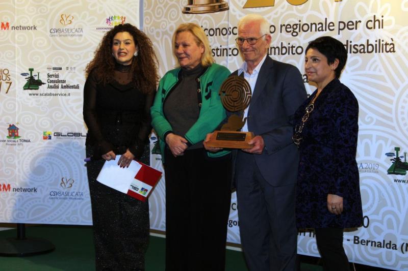 Serata conclusiva del Premio Globus 2017