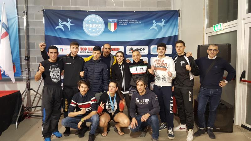 Team di Biagio Tralli
