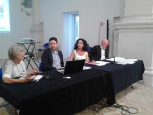 Presentazione del progetto sul patrimonio culturale di Basilicata - Matera