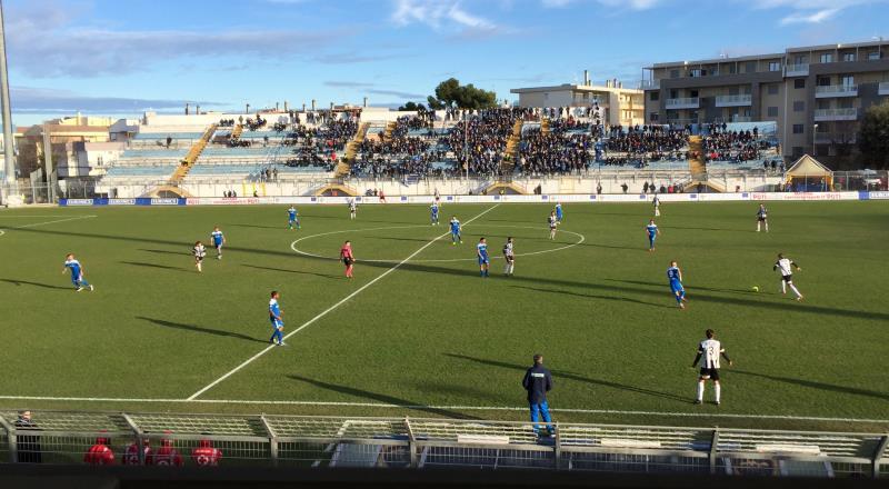 Matera Calcio vs Sicula Leonzio