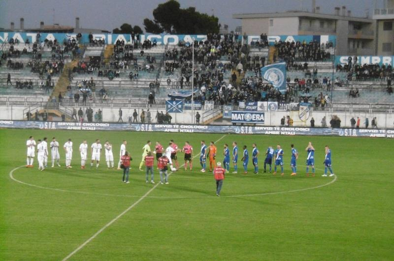 Matera Calcio vs Virtus Francavilla