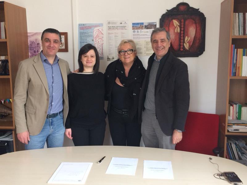 Montescaglioso: Accordo quadro con Dicem - Unibas