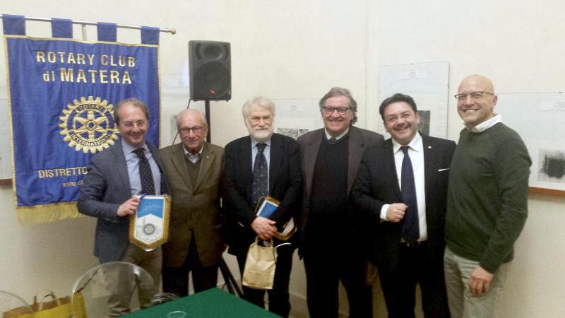 Serata letteraria con Raffaele Nigro e Filippo Radogna