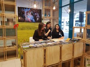 Inaugurazione dello spazio informativo di Matera 2019 presso l´aeroporto Palese di Bari