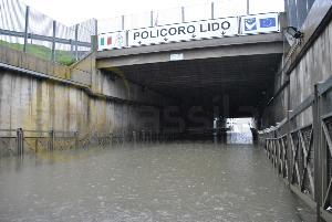 Maltempo a Policoro - Matera e provincia - 1 dicembre 2013 (foto SassiLand)