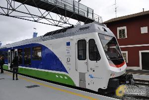 Presentazione nuovi treni Ferrovie Appulo Lucane - 4 aprile 2014 (foto SassiLand) - Matera