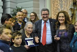 Premio Impresa longeva 2013 (foto SassiLand) - Matera