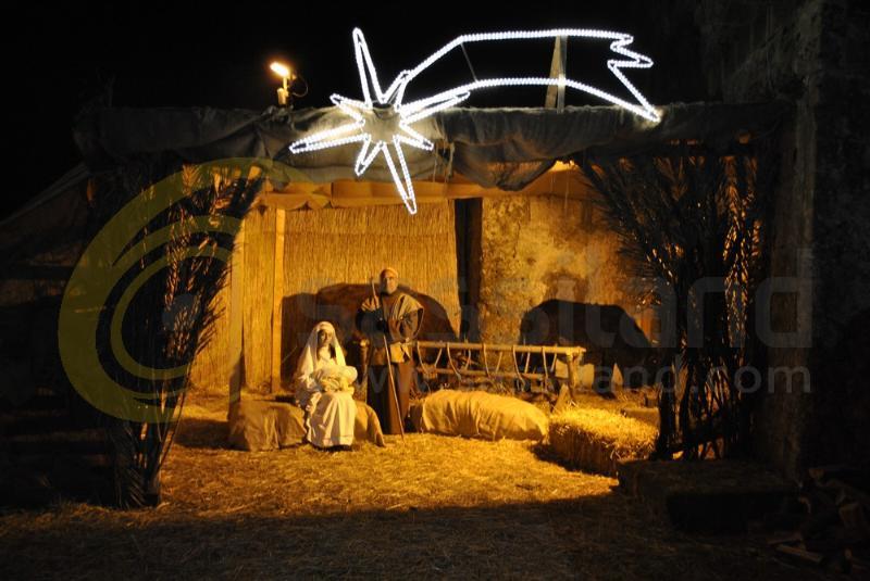 Presepe vivente 2013 a Matera (foto SassiLand)