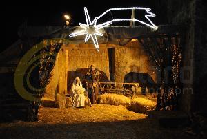 Presepe vivente 2013 a Matera (foto SassiLand) - Matera