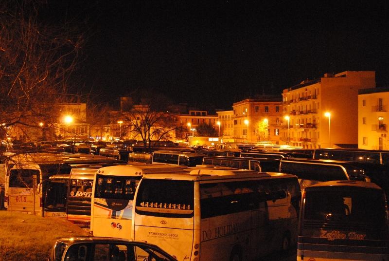 Autobus turistici - Presepe vivente a Matera - 2010
