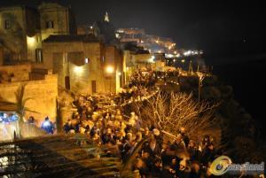 Presepe Vivente nei Sassi di Matera 2015 (foto SassiLand) - Matera