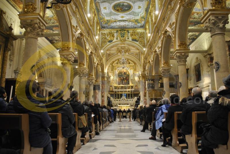Riapertura al pubblico della Cattedrale di Matera - 26 febbraio 2016 (foto SassiLand)