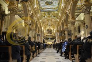 Riapertura al pubblico della Cattedrale di Matera - 26 febbraio 2016 (foto SassiLand) - Matera