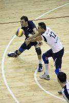 Coppa Italia Mercato dell'Oro Matera vs Brolo 22 gen 2011 Giuseppe Cerabona