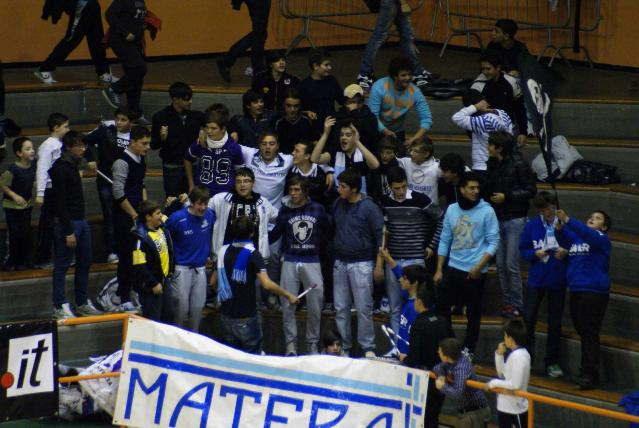 Bawer Matera vs Latina - 13 novembre 2010