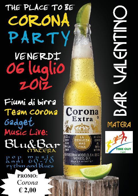 Partys Corona