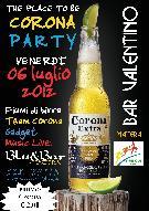Corona Party - 6 luglio 2012 - Matera